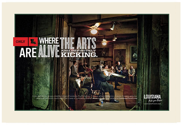 Where the Arts are Alive. And Definitely Kicking.